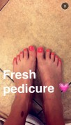 Chanel West Coast Toes photo 30