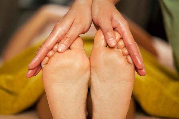 Naked Womans Feet photo 15