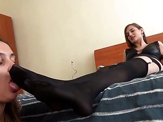 Forced Foot Slavery photo 12