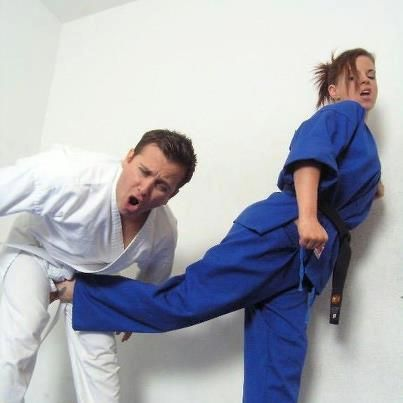 Karate Kick In The Nuts photo 21