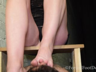 Forced Foot Slavery photo 21