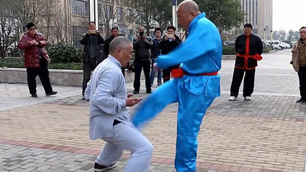 Karate Kick In The Nuts photo 27