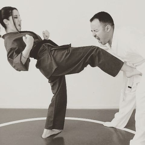 Karate Kick In The Nuts photo 5