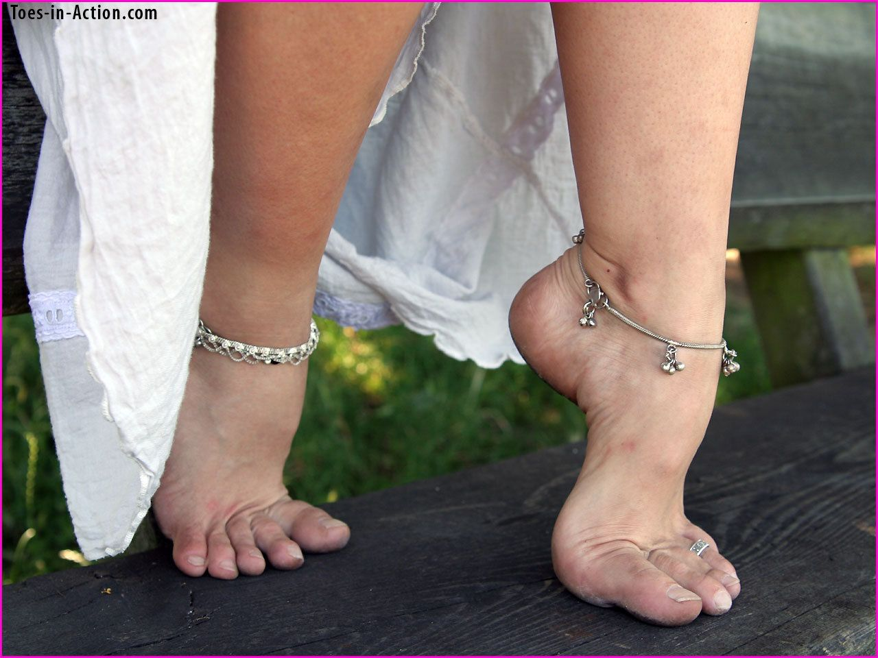 Sexy High Arched Feet photo 7