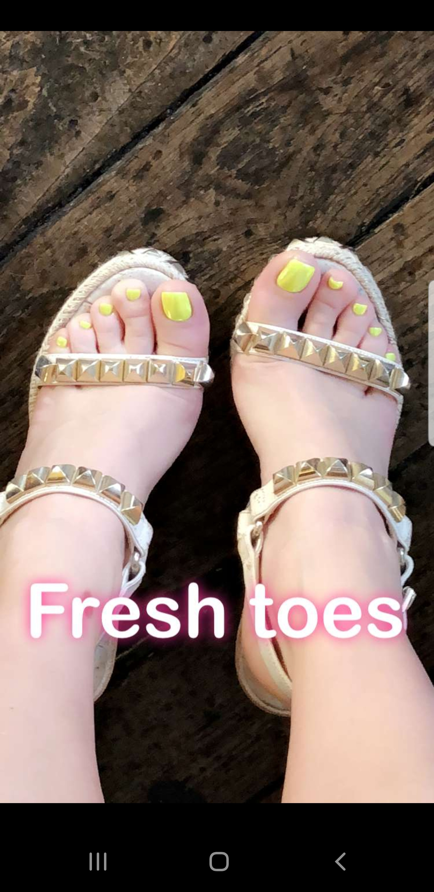 Chanel West Coast Toes photo 2