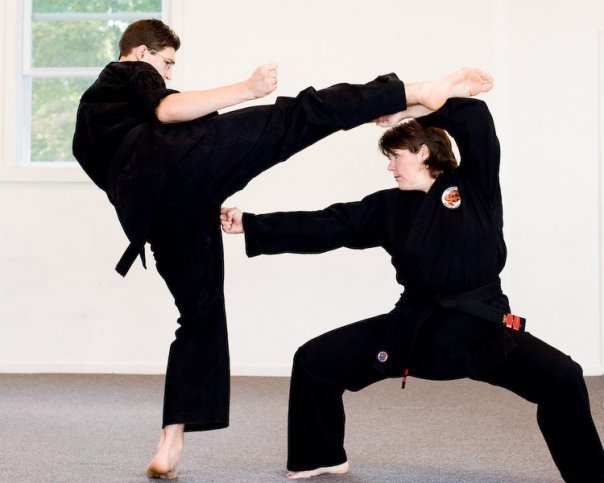 Karate Kick In The Nuts photo 6
